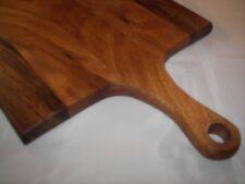 Koa exotic wood cutting board [100_2434]