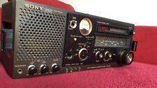 SONY ICF-6700  SW WORLD RADIO