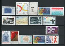timbres neufs** France - 1994 - 14 timbres voir liste Y&T en description