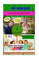Imo Workbook & Past Que Papers, Class 2, Paperback by U-smartkid Academy (COR...