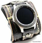 Samsung Galaxy leather watch band