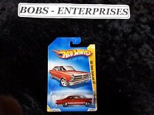 Hotwheels 2209 New Models 66 Ford Fairlane GT ec-353