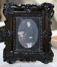 RARE FRENCH AMBROTYPE HAND TINTED  c1840