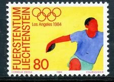 STAMP TIMBRE LIECHTENSTEIN NEUF N° 788 ** JEUX OLYMPIQUES LOS ANGELES