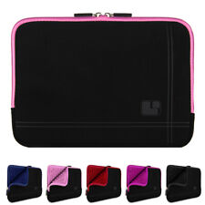 """SumacLife Laptop Microsuede Sleeve Case Cover Bag For 15.6"""" HP ENVY x360/ProBook"""