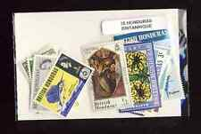 Honduras britannique - British Honduras 25 timbres différents