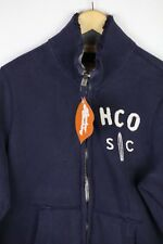 Mens HOLLISTER Sweatshirt URBAN SURFER SPORT Sweater ZIPPER Slim MEDIUM P1