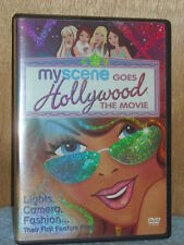 My Scene Goes Hollywood (DVD, 2005) animated