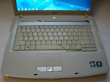 Acer Aspire 5520/Amd Athlon 64x2 1.90ghz/2gb/60gb/Windows 7 Home 64/Webcam/BT