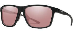 Smith Optics PINPOINT Matte Black/Chromapop Ignitor 59/16/135 unisex Sunglasses