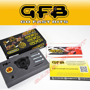 GFB T9356 DV+ Diverter Valve for BMW N55 / Fiat Abarth / Dodge Dart Turbo