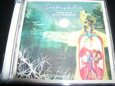 Something For Kate Leave Your Soul To Science (Australia) CD – Like New