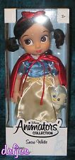 "Disney Designer  Animators' Collection 16"" Toddler Doll Princess Snow White NEW!"