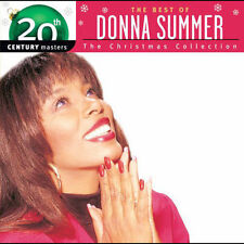 1 CENT CD 20th Century Masters Christmas Collection - Donna Summer