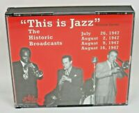 This Is Jazz Volume 7 by Various Artists CD Jan 2002 Jazzology