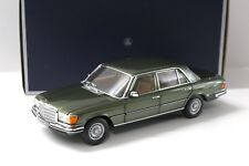 1:18 Norev Mercedes 450 SEL 6.9 - 1976 green metallic NEW bei PREMIUM-MODELCARS