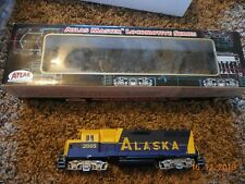 H-O Scale Locomotive Electric Train - Alaska