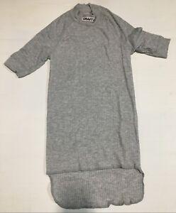 Shirt Underwear Sport CRAFT Layer 1 X-SMALL Gray Underwear Gray