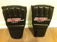 Sub Mitt Suten UFC Fighting Gloves 4oz Sub Mitt MMA Training Boxing Gloves New