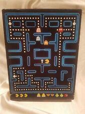Pac-Man Vintage Jigsaw Puzzle 1982 Midway 500+ Pieces Pac-Mania Hallmark Cards