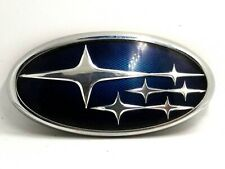 10 11 12 13 14 Subaru Legacy Sedan Rear Trunk Lid Emblem Badge Symbol OEM Used
