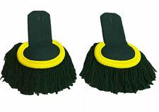 More details for civil war green worsted epaulette pair