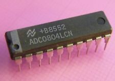 ADC0804LCN 8-Bit uP-Compatible A/D Converter, National Semiconductor