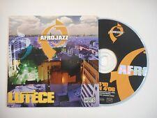 AFRO JAZZ : LUTECE [ CD SINGLE PORT GRATUIT ]