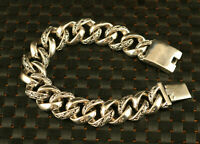 95g 925 silver beautiful flower statue exquisite bracelet give fine gift