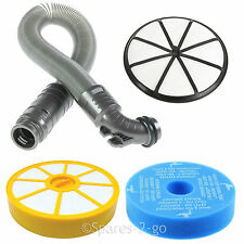 U BEND Grey Hose + Hoover Filter Kit for DYSON DC15 Vacuum Cleaner Iron / Steel