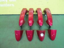 FORD FIESTA MK7 (08-PRESENT) SET OF EXTERIOR DOOR HANDLES IN HOT MAGENTA
