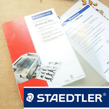 PHOTOCOPY FILM, Multi-Feed Staedtler Lumocolor A4 100 Pages #L1