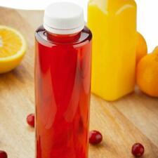 Restaurantware Weich PET Saftflasche / Wasserflasche mit Schraubdeckel 100 Stück