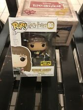 Funko Pop! Harry Potter Hermione Granger With Cauldron Hot Topic Exclusive  #80