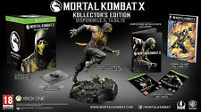 Mortal Kombat X | Xbox One Limited Kollectors Collectors Edition | NEU NEW OVP