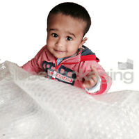 SMALL & LARGE BUBBLE WRAP 300mm 500mm 750mm 1000mm 1500mm FULL ROLLS *24HR DEL*