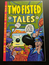 Two-Fisted Tales #14 EC Reprint Comic 1996, FREE UK POSTAGE