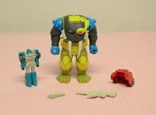 Vintage Transformers G1 Pretenders Longtooth Complete Hasbro 1989