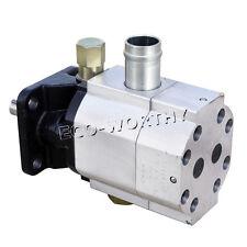 Brand New Hydraulic 2 Stage Gear Pump 16 GPM Logsplitter Hi Lo Low Log Splitter