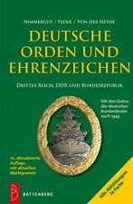 Lanz Nimmergut Feder Kasten deutsche Orden und Ehrenzeichen F2