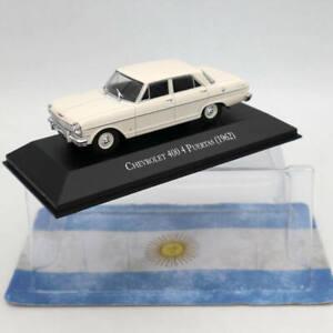 IXO Chevrolet 400 4 Puertas 1962 1/43 Diecast Models Limited Edition