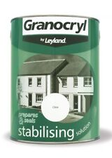 Granocryl Concrete & Brickwork Stabilising Solution Prepares & Seals - 5L Clear