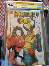 Wolverine Shi oneshot Dark Night Judgement CGC 9.6 SS Billy Tucci Crusade Marvel