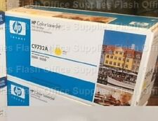 GENUINE HP 645A C9732A YELLOW 5500 5550 SEALED VAT INCLUDED FASTPOST