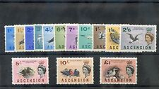 Ascension Is Sc 75-88(Sg 70-83)*F-Vf Nh 1963 Set $120