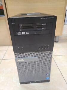 Dell Optiplex 9020 MT Intel Core i7-4790 3.60Ghz 12GB 1TB HDD