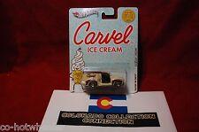 Hot Wheels - 2012 Carvel Ice Cream - Custom 52 Chevy - Tan - YLRRMag