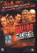 DALLAS 362 GIOVANI E RIBELLI - DVD (USATO OTTIMO)