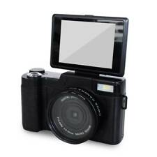 Digital Camera 3'' LCD Camera 24MP Camcorder Full HD 1080p Camera Flip Screen