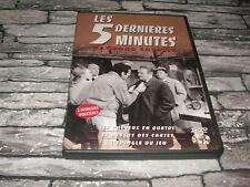 LES 5 DERNIERES MINUTES RAYMOND SOUPLEX  / 3 EPISODES / 2 DVD